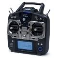 Futaba T8J radio S-FHSS 2.4G Med R2008SB
